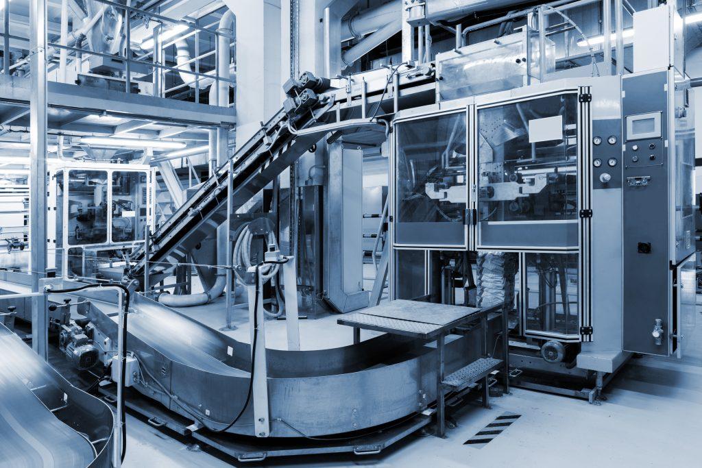 Industrial Packaging Lines